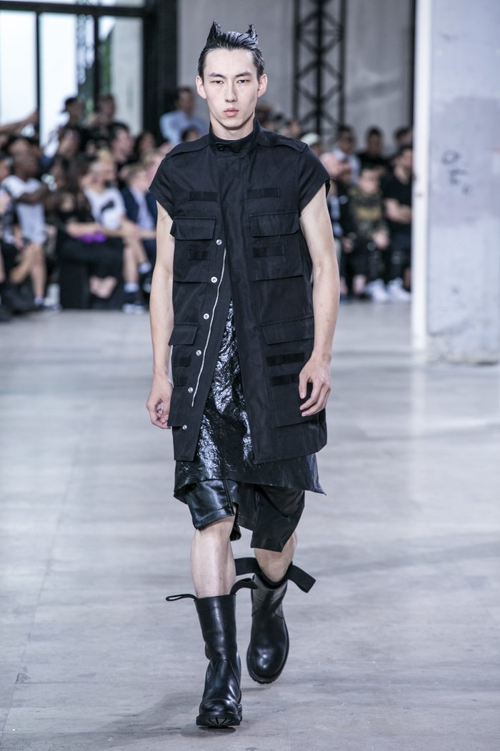 Collections cover rick owens men ss16 paris 9183