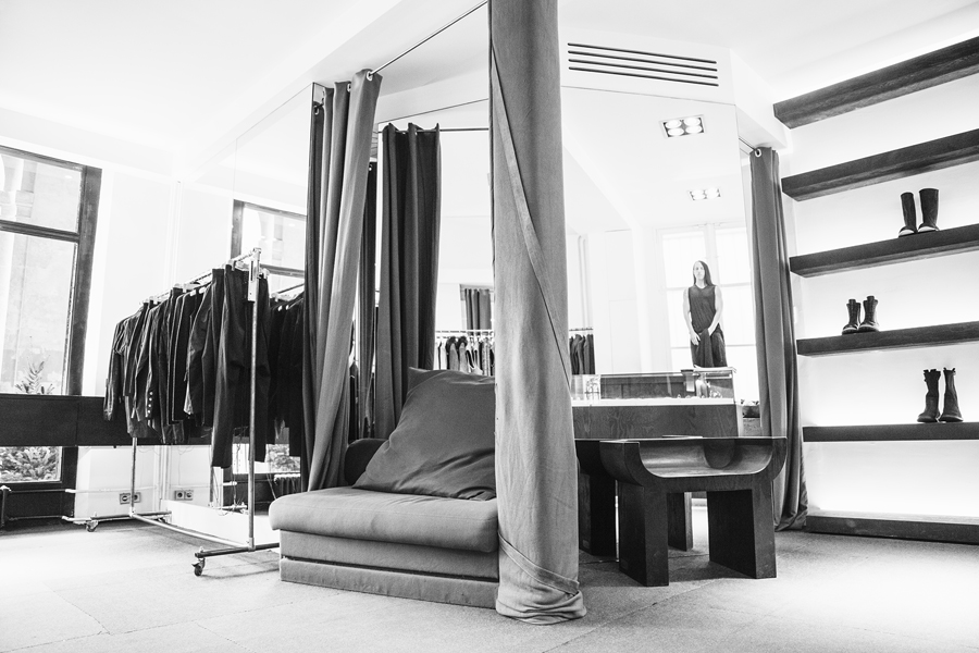 Original 02rick owens paris flagship store december 2014 03
