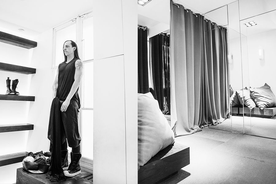 Original 03rick owens paris flagship store december 2014 03