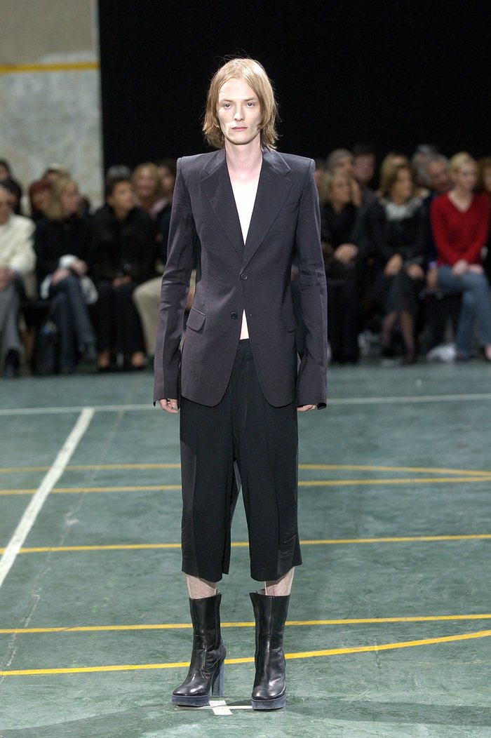 Collections cover rick owens aw05 moog runway 06