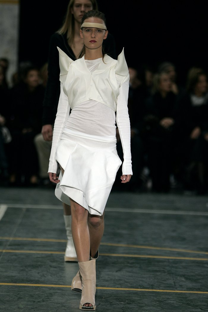 Collections cover rick owens aw05 moog runway 08