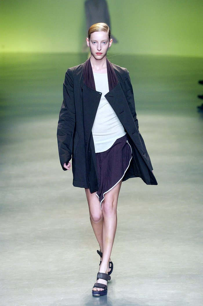 Collections cover rick owens aw04 queen runway 09