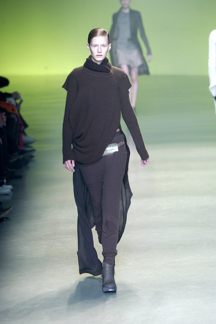 Collections cover rick owens aw04 queen runway 016