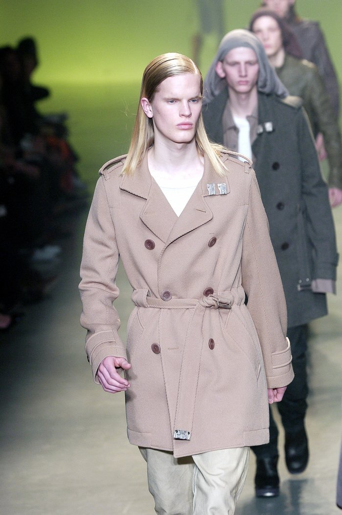 Collections cover rick owens aw04 queen runway 022
