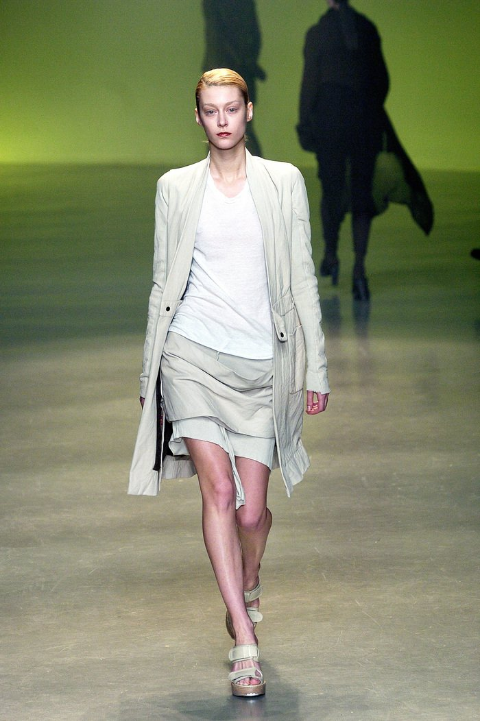 Collections cover rick owens aw04 queen runway 031