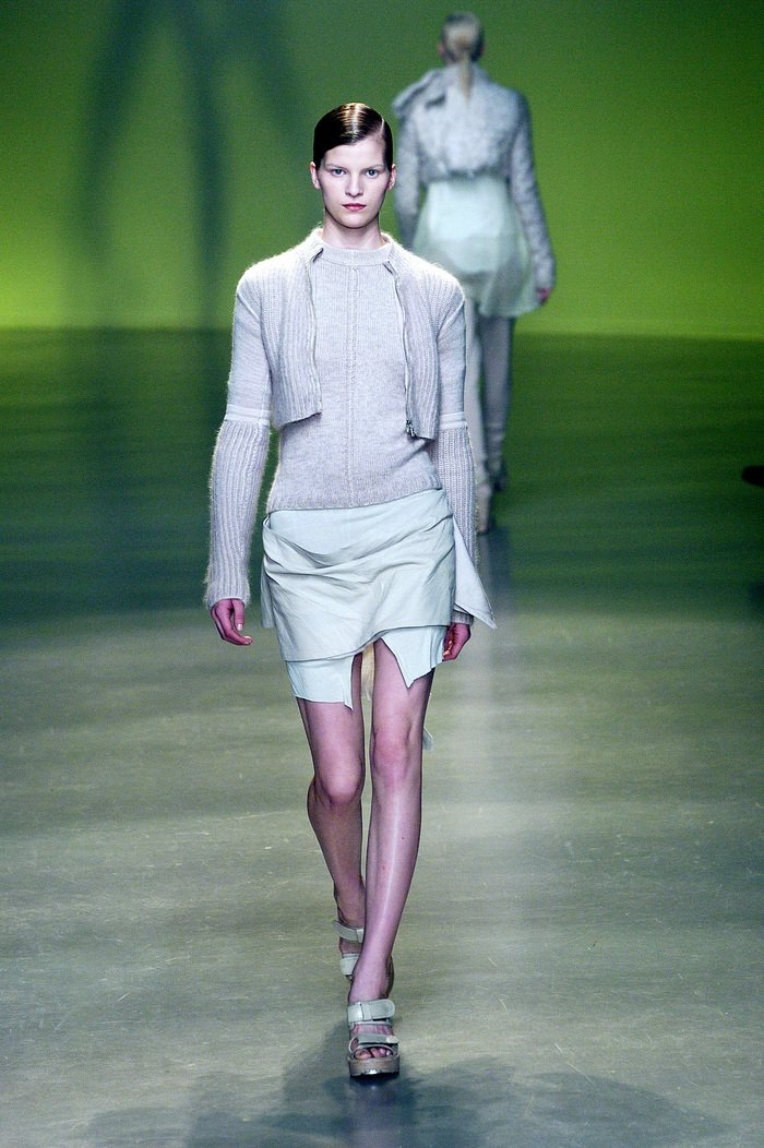Collections cover rick owens aw04 queen runway 033