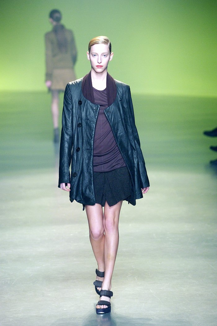 Collections cover rick owens aw04 queen runway 041