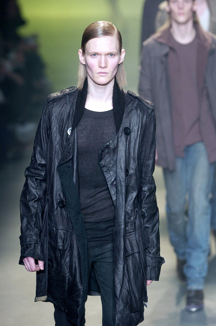 Collections cover rick owens aw04 queen runway 044
