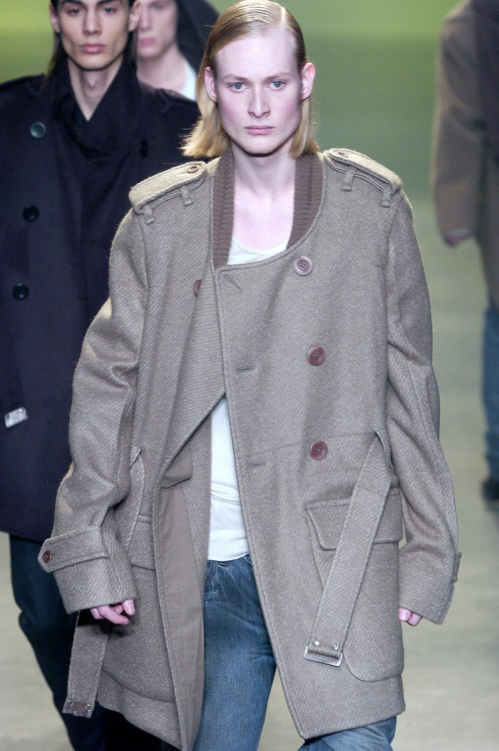 Collections cover rick owens aw04 queen runway 046