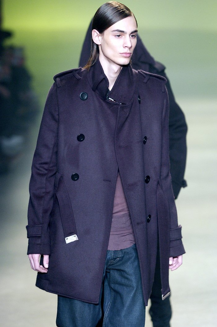 Collections cover rick owens aw04 queen runway 047