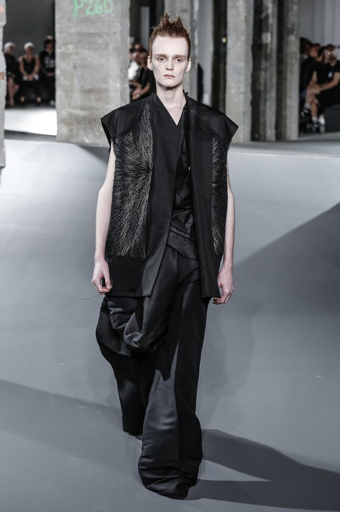 Collections cover 42 rick owens men ss17 paris 8973