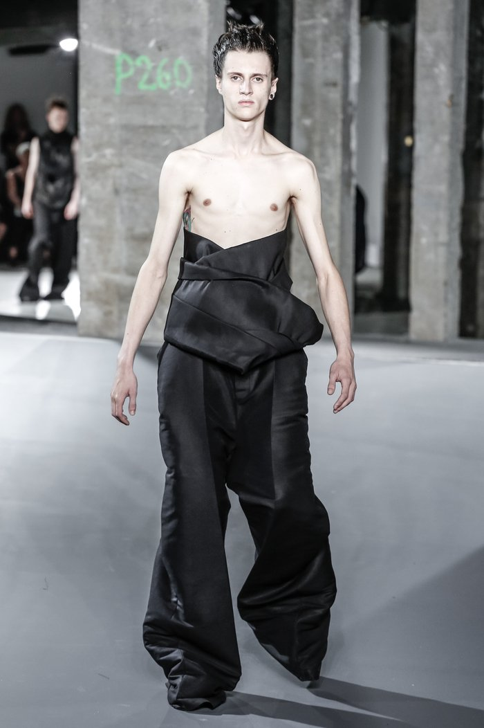 Collections cover 38 rick owens men ss17 paris 8918