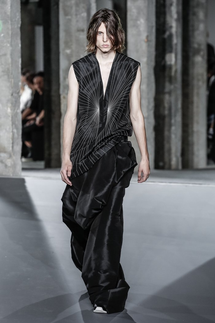 Collections cover 35 rick owens men ss17 paris 8872