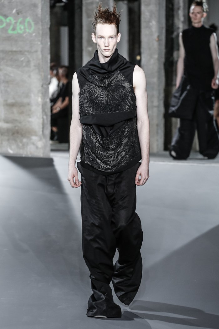 Collections cover 40 rick owens men ss17 paris 8943
