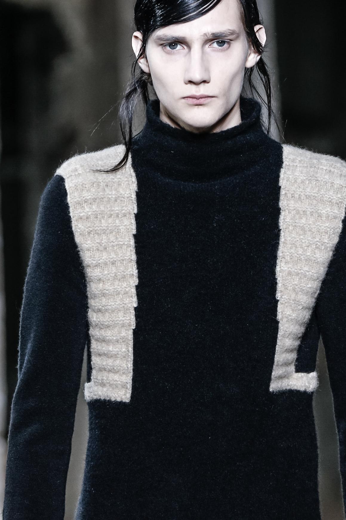 Original look 23 knit