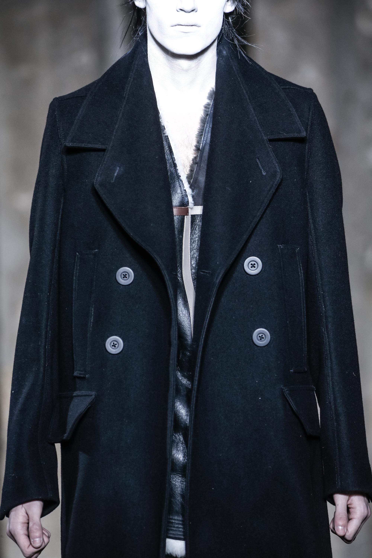 Original look 36 coat