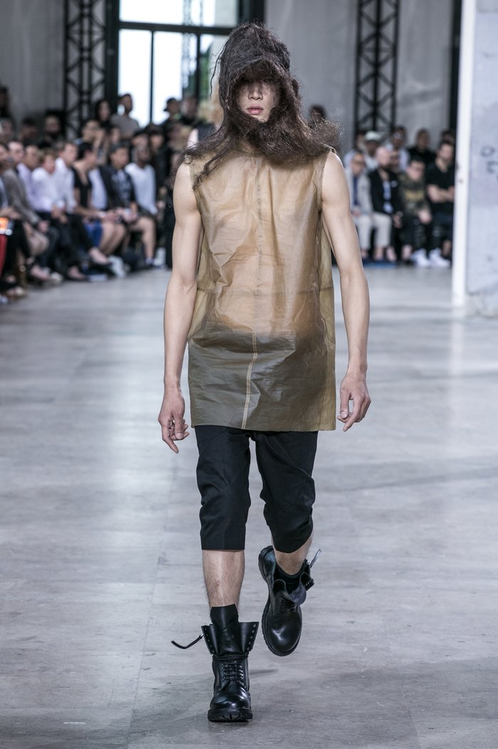Collections cover rick owens men ss16 paris 9293