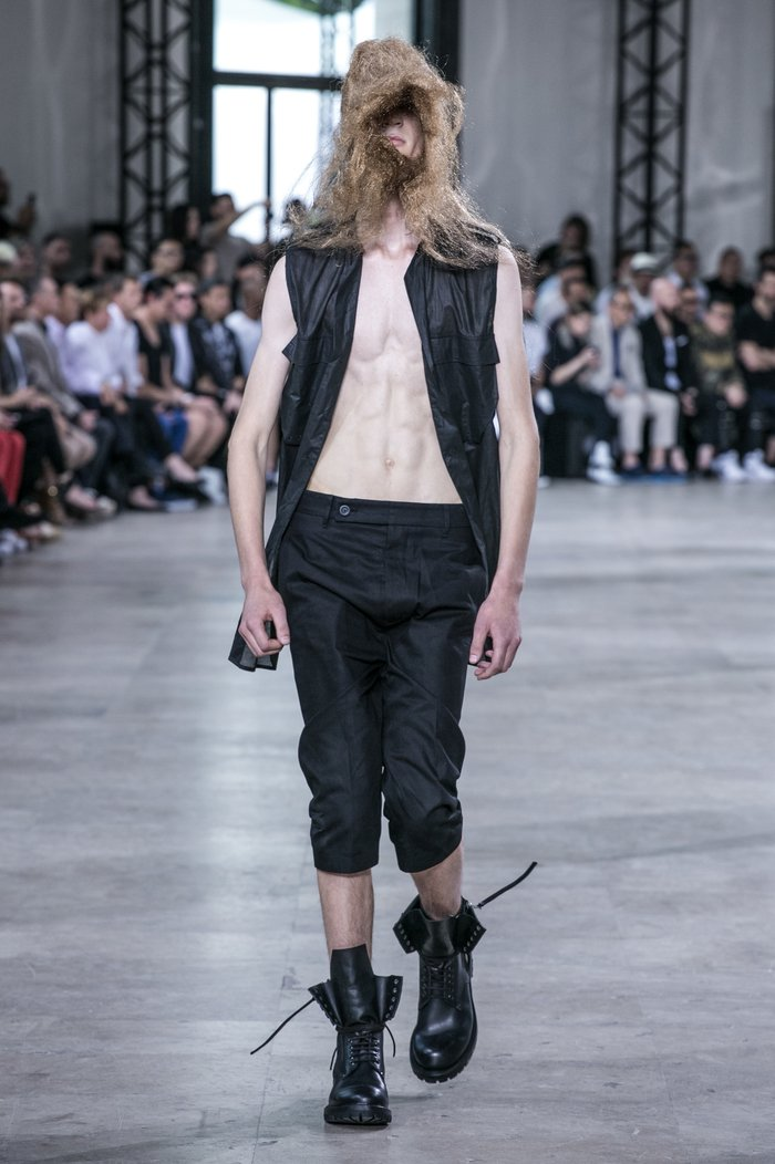 Collections cover rick owens men ss16 paris 9302
