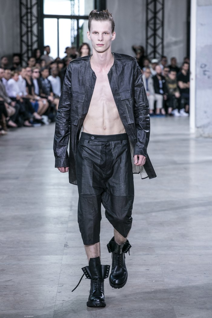 Collections cover rick owens men ss16 paris 9313