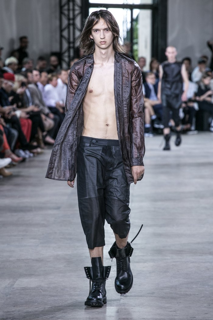 Collections cover rick owens men ss16 paris 9318