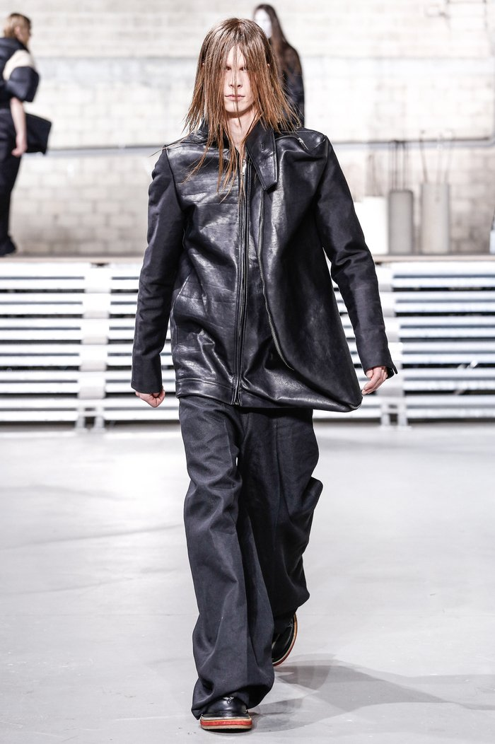 Collections cover rick owens men fw17 paris 1015