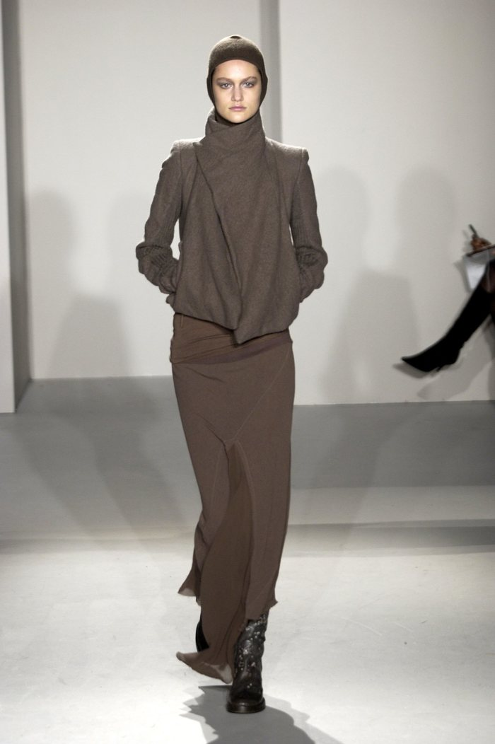 Collections cover rick owens fw02 sparrows runway 05