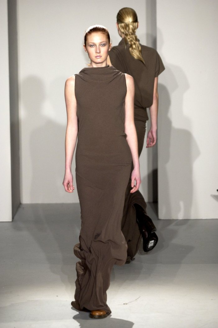 Collections cover rick owens fw02 sparrows runway 027