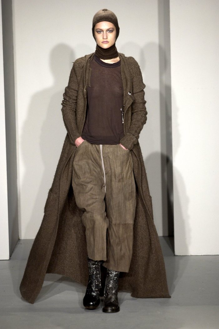 Collections cover rick owens fw02 sparrows runway 021