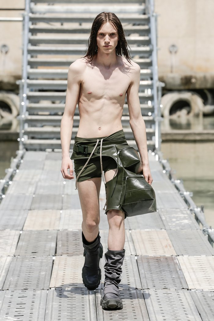Collections cover rick owens men ss18 look 01 0108
