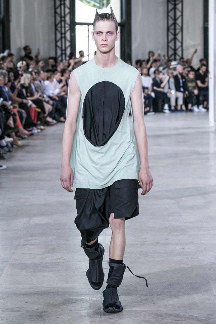 Collections cover rick owens men ss16 paris 9416