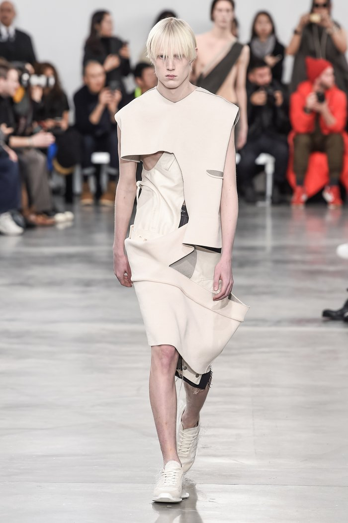 Collections cover rick owens menswear fw18 paris looks 1
