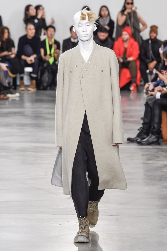 Collections cover rick owens menswear fw18 paris looks 19
