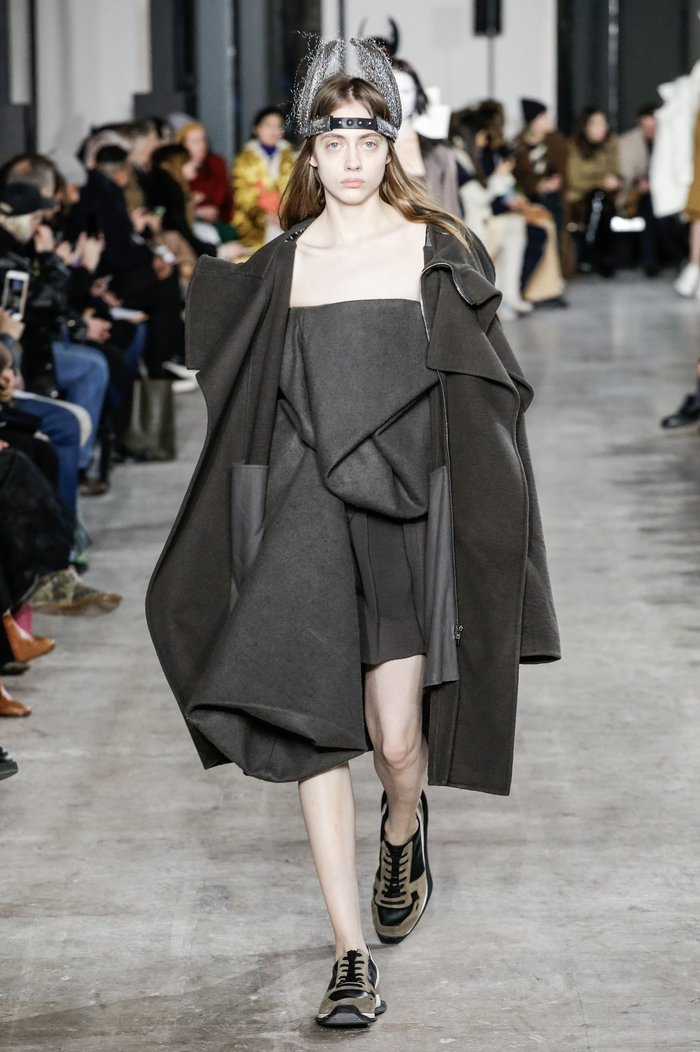 Collections cover rick owens rtw fw18 look 29