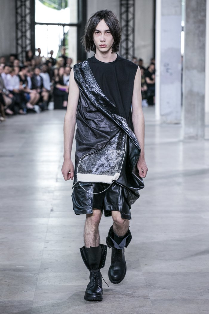 Collections cover rick owens men ss16 paris 9567