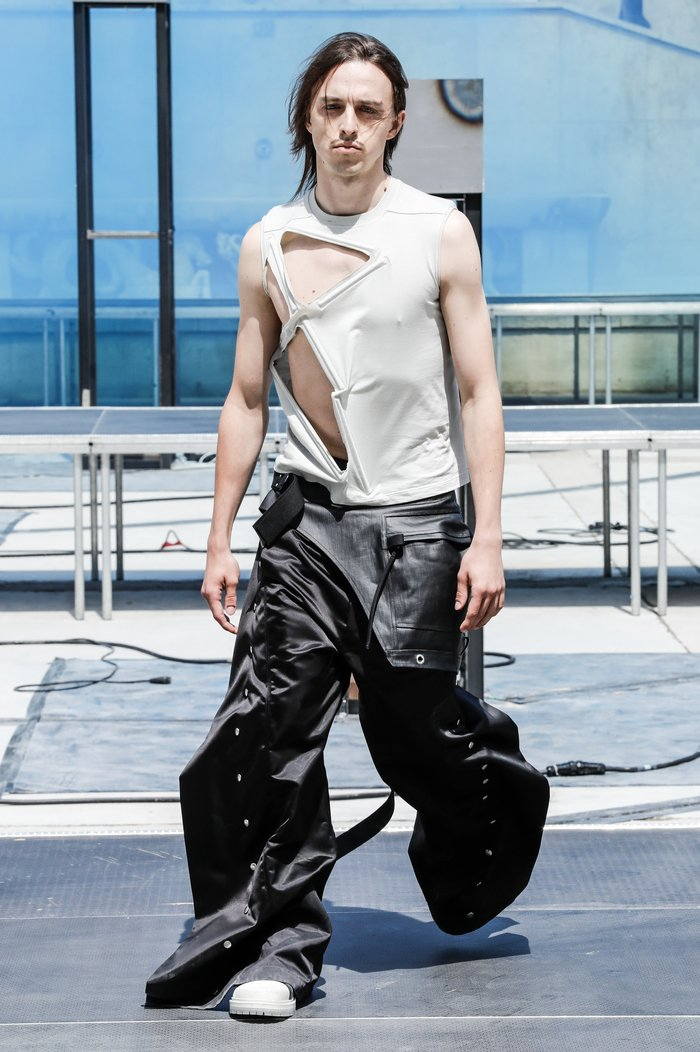 Collections cover rick owens ss19 men look 01