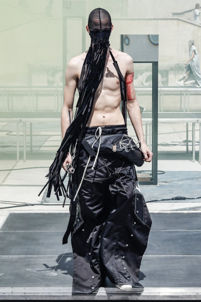 Collections cover rick owens ss19 men look 20