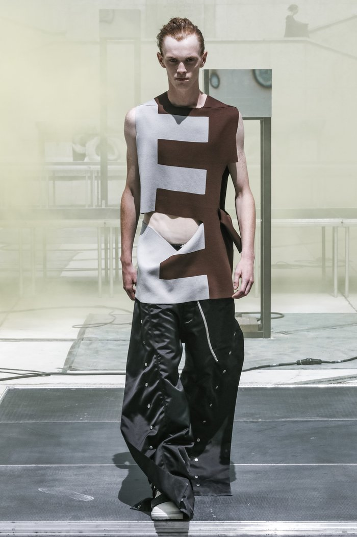 Collections cover rick owens ss19 men look 32