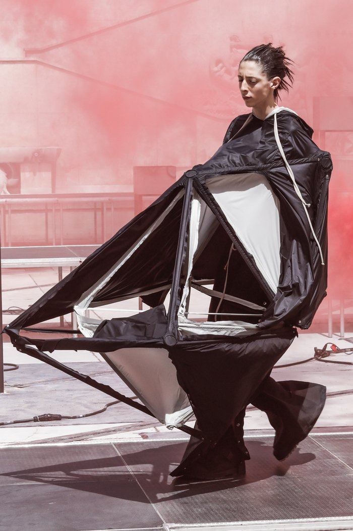 Collections cover rick owens ss19 men look 40