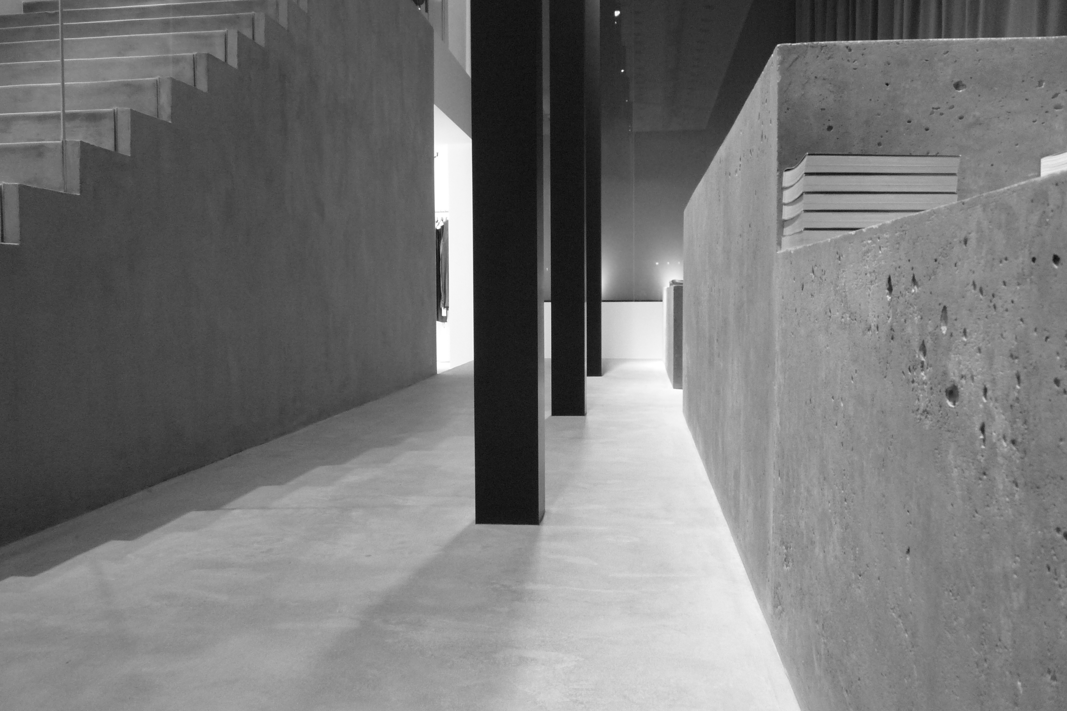 Original rick owens seoul flagship boutique 02