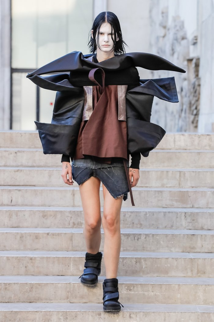 Collections cover rick owens rtw ss19 paris 6023