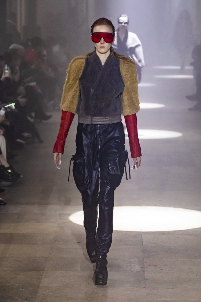Collections cover rick owens fw19 look 20