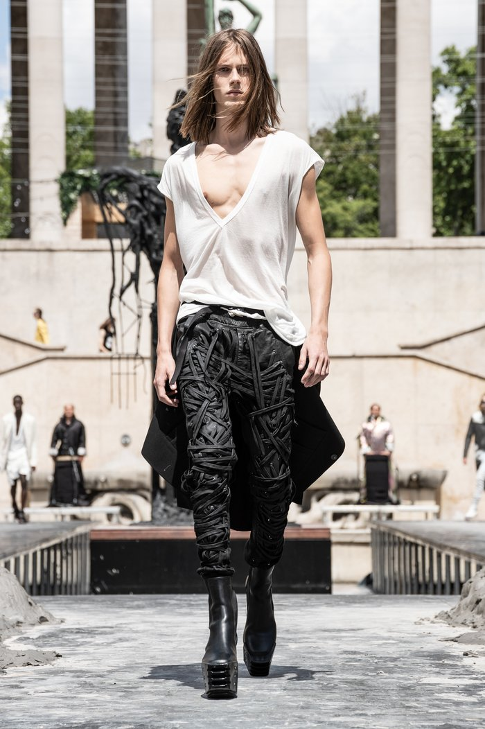 Collections cover rick owens men ss20 paris 0020