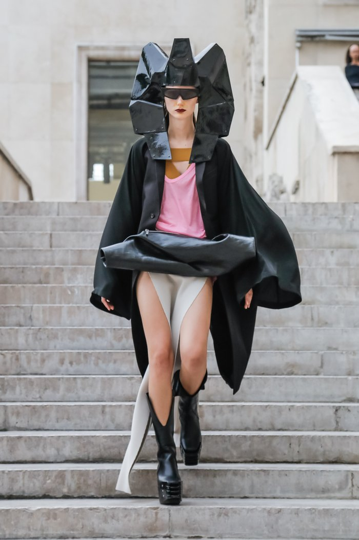 Collections cover rick owens rtw ss20 paris 1904