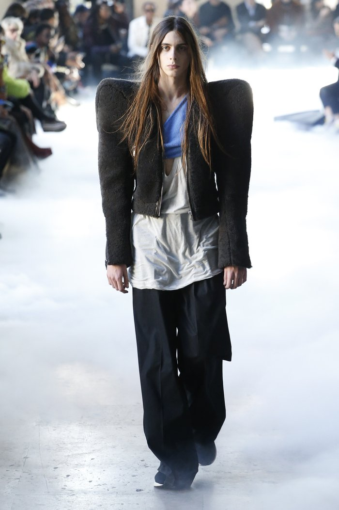 Collections cover 44 rickowens fw20men
