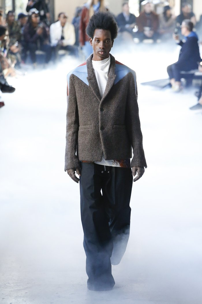 Collections cover 36 rickowens fw20men