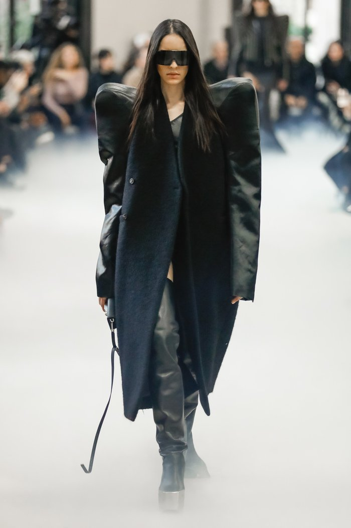 Collections cover rick owens rtw fw20 paris looks 6687