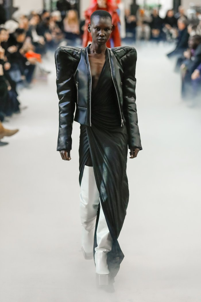 Collections cover rick owens rtw fw20 paris looks 6160