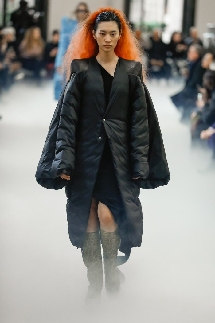 Collections cover rick owens rtw fw20 paris looks 6094