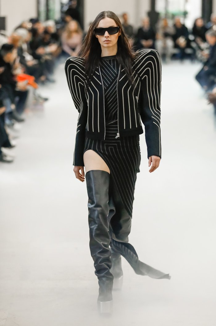 Collections cover rick owens rtw fw20 paris looks 6727