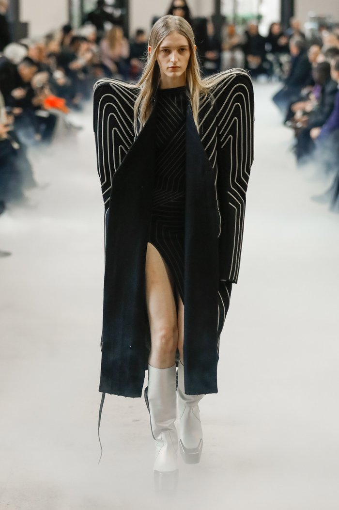 Collections cover rick owens rtw fw20 paris looks 6674